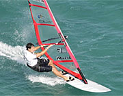you can do windsurfing on M/S ANGEL