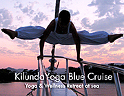 Starting September13th                                           -KilundaYoga-BlueCruise