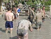 Mudbath in Dalyan