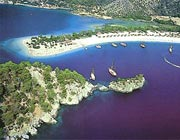 Oludeniz - the Blue Lagoon