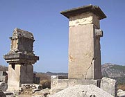 Xanthos - once the capital of Lycia