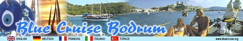 Bodrum Blue Cruise is the number one charter service for gulets only