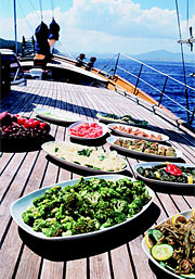 Food on board