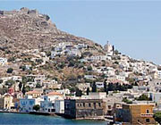 Leros harbor - Greece